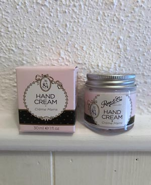 Rose & Co Hand Cream