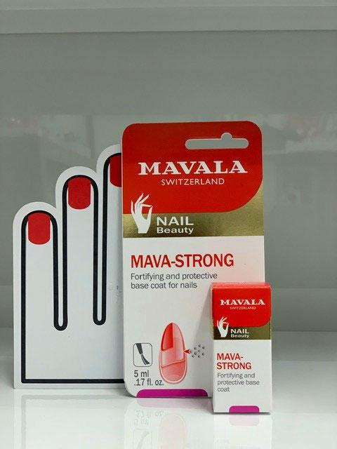 MAVA STRONG