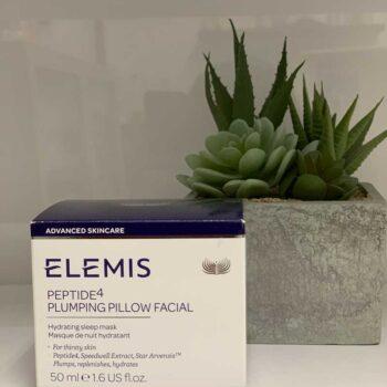 Elemis Peptide 4 Plumping Pillow Facial
