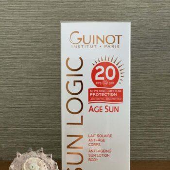 Guinot Sunlogic SPF 20 Age-Defy Sun Cream
