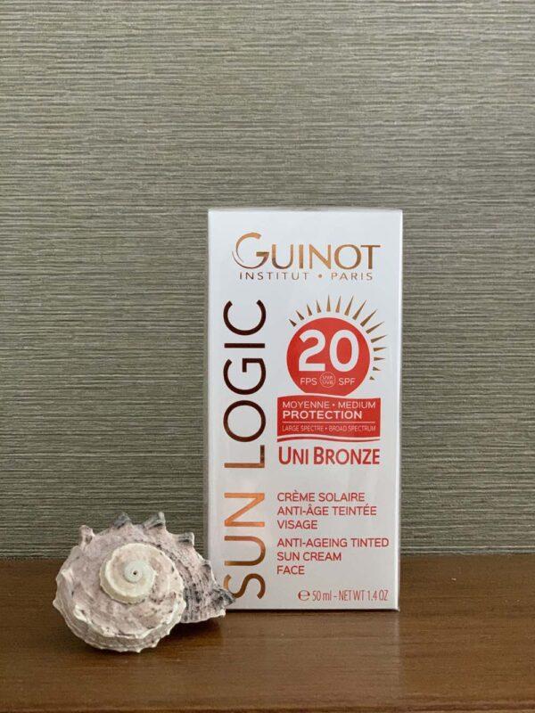 Guinot Tinted Face Sun Cream