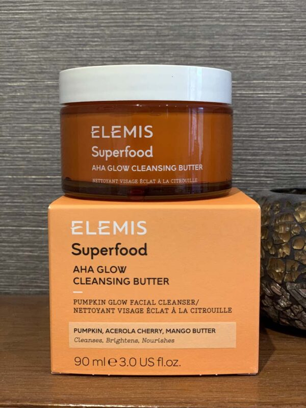 Elemis Superfood AHA Glow Cleansing Butter