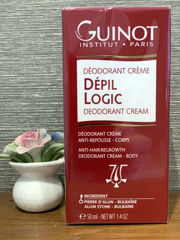 Guinot Depil Logic Deodorant cream