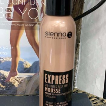 Sienna X Express Mousse