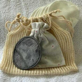 Make-up Remover Pads with Laundry Bag