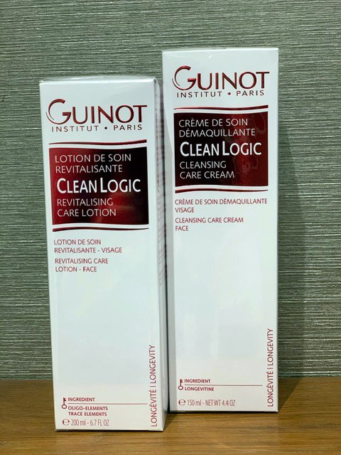 Guinot s ultimate anti-ageing Treatment Cleanser & Toner Duo
