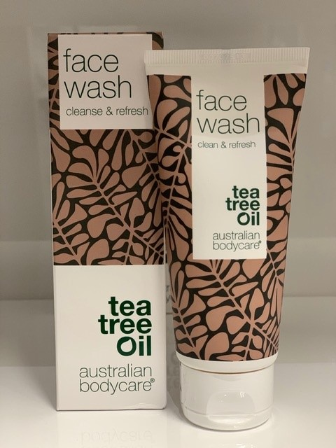 NEW Australian Bodycare Facial Wash